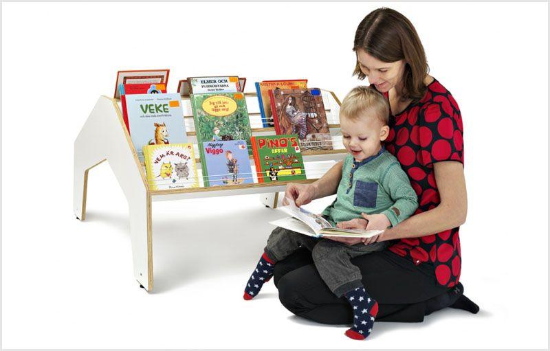 Kinderbibliotheksmöbel