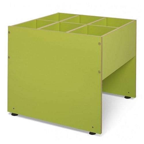 Bilderbuchtrog Plus grün