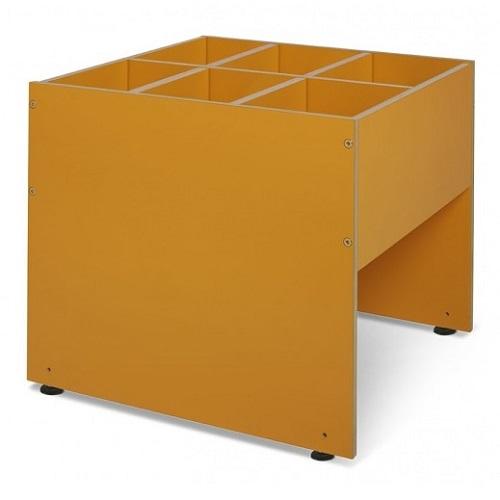 Bilderbuchtrog Plus orange