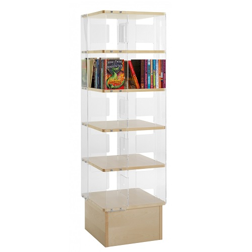Book Tower Medium birke