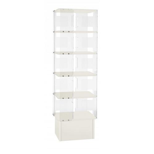 Book Tower Medium weiß