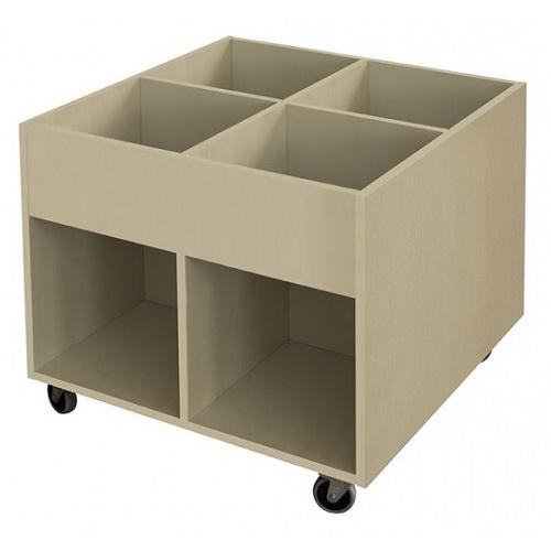 Bilderbuchtrog BOX Midi birke