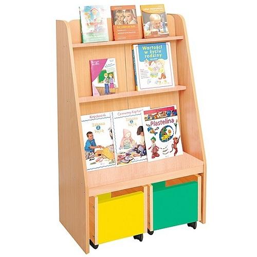 Bücherregal buche