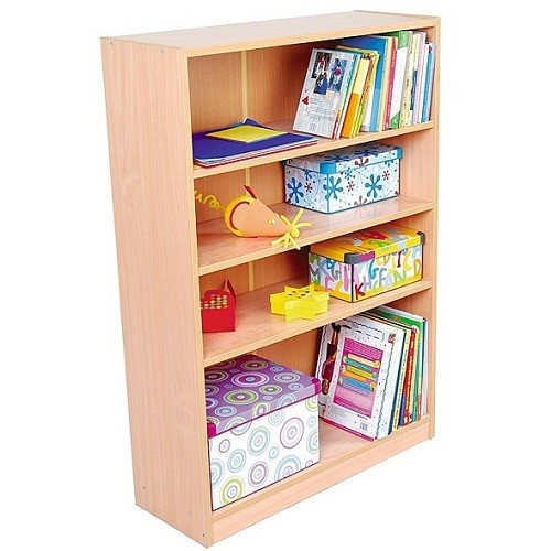 Bücherregal mit Einlegeböden