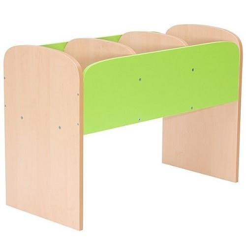 Bücherregal Premium grün