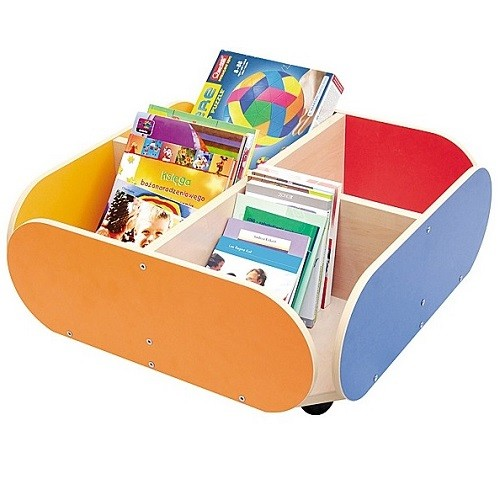 Bücherwagen