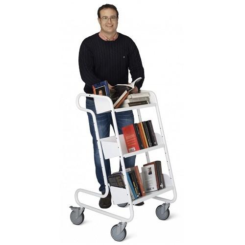 Bücherwagen Larry