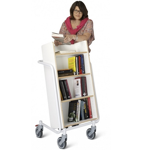 Bücherwagen Örestad Plus