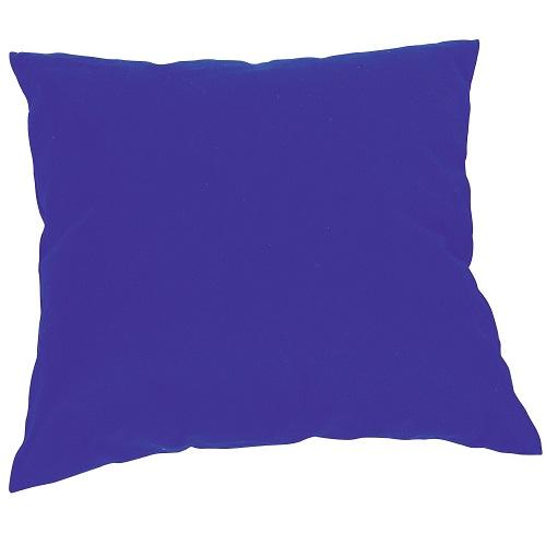 Sitzkissen blau