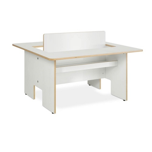 Kindertisch Plus weiß