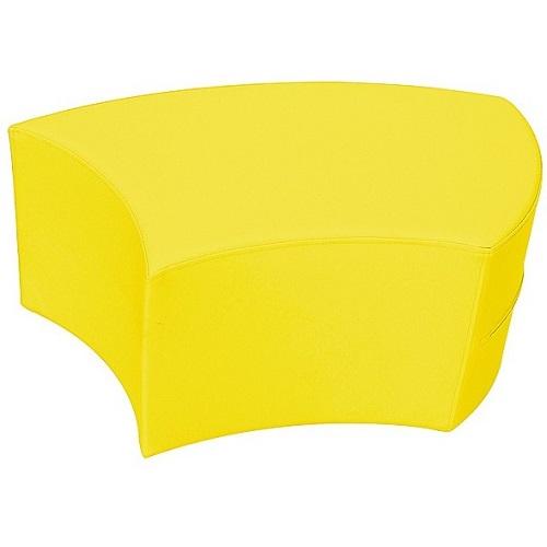 Schlangensitz gelb
