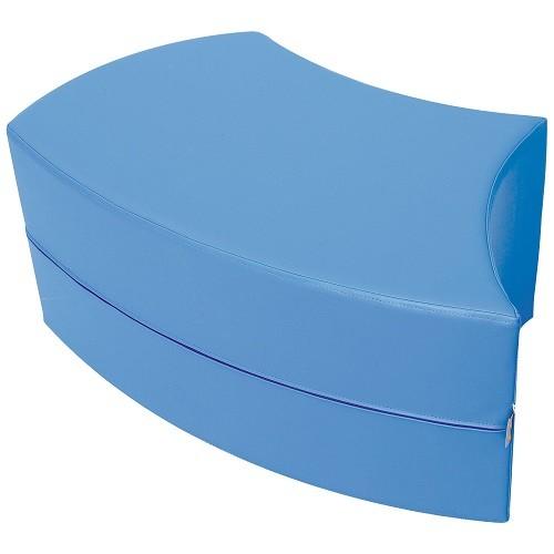 Schlangensitz blau