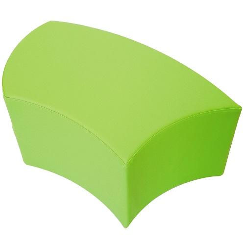 Schlangensitz hellgrün