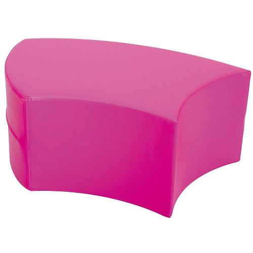 Schlangensitz rosa