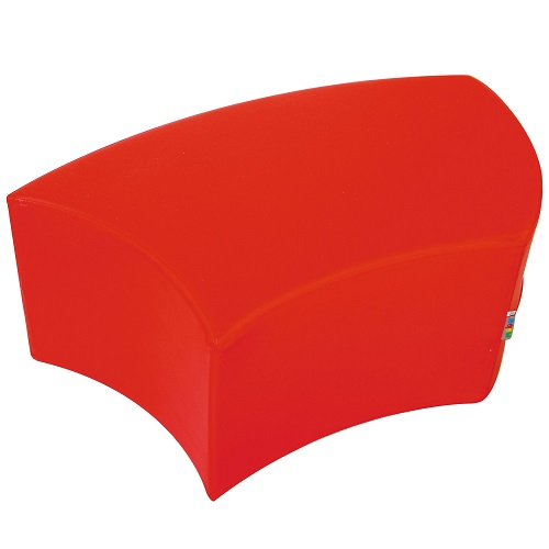 Schlangensitz rot