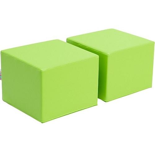 Sitz für Bücherregal Premium grün