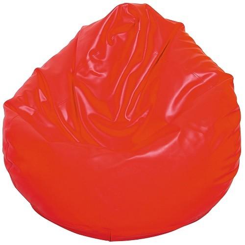 Sitzsack Birne rot