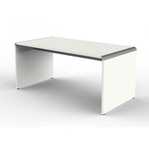 Schreibtisch Modus weiss