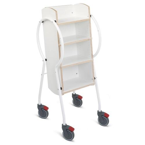Bücherwagen Combi