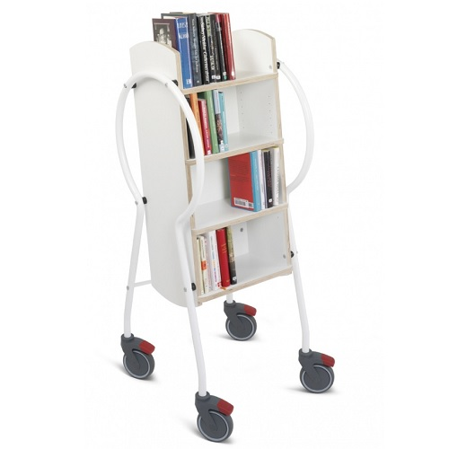 Bücherwagen Midi