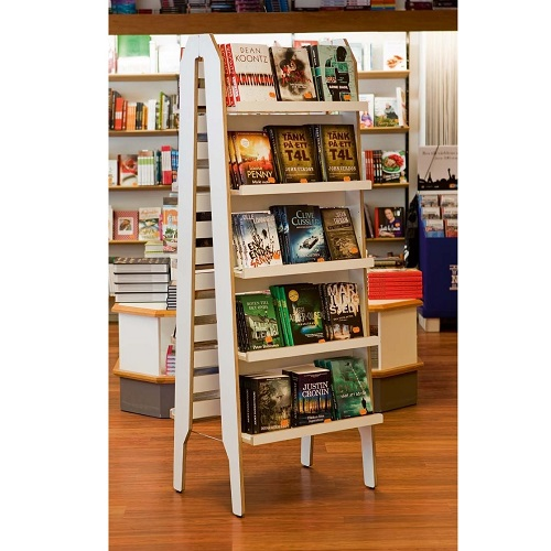 Showalot Ladder Plus weiß