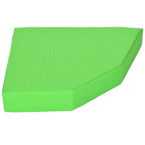 Matte grün