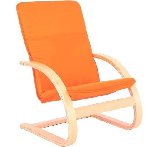 Kinder-Freischwinger orange