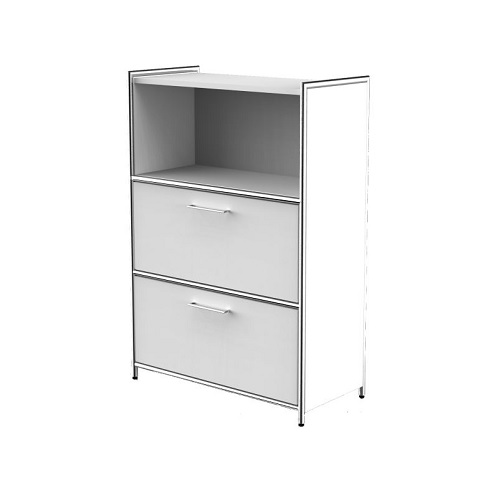 Highboard Artline weiß
