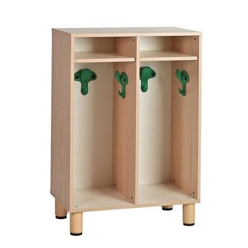 Garderobenschrank Tisch Gonzagarredi Montessori