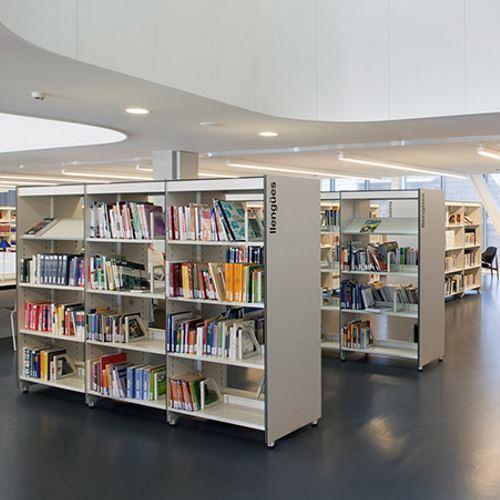 Bibliothekseinrichtung