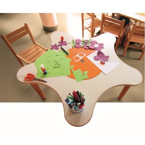 Seesterntisch Gonzagarredi Montessori