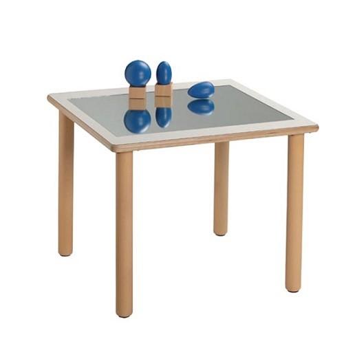 Spiegeltisch Gonzagarredi Montessori