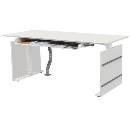 Seitenwangen für höhenverstellbaren Schreibtisch Move