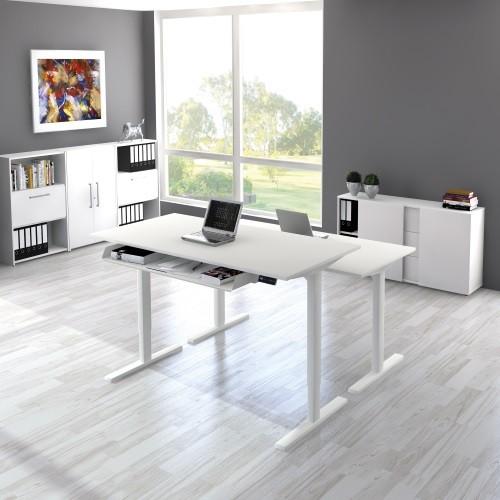 höhenverstellbarer Schreibtisch Move 3
