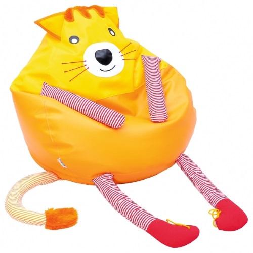 Jumbo-Sitzsack Katze